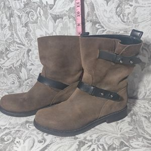 Rag & bone leather moto boots EUR 37